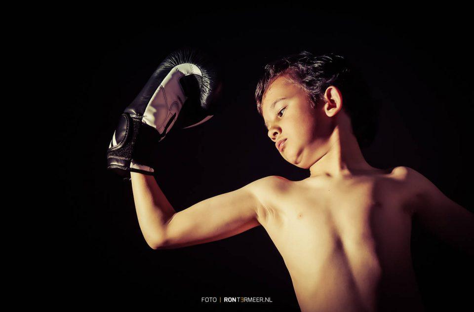Boxen is mijn toekomst