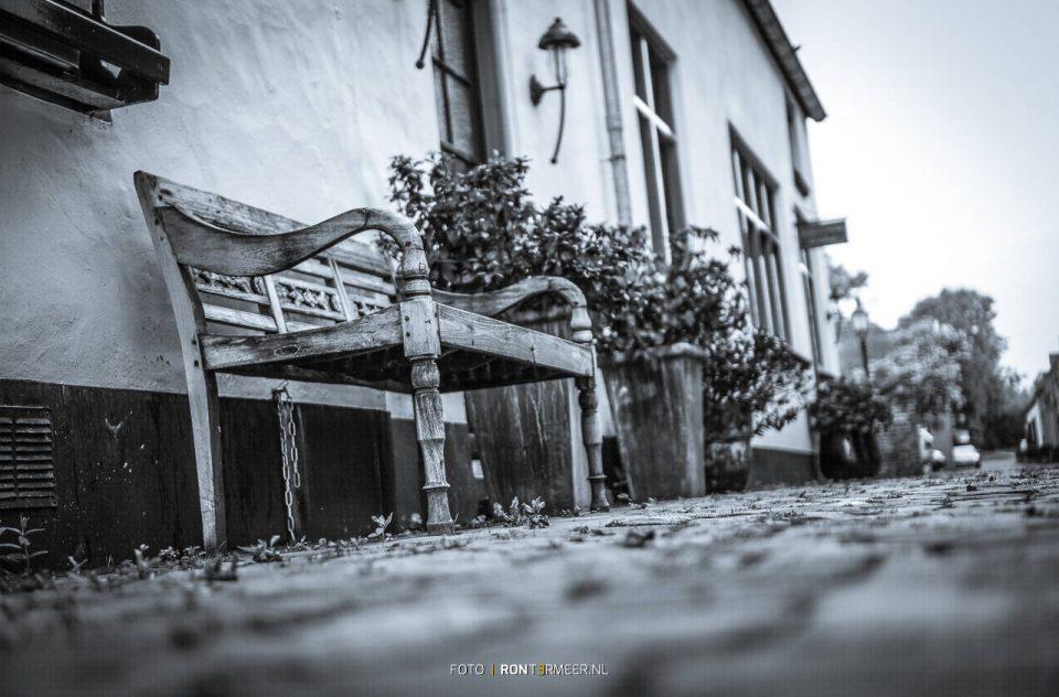 Steegje in Buren