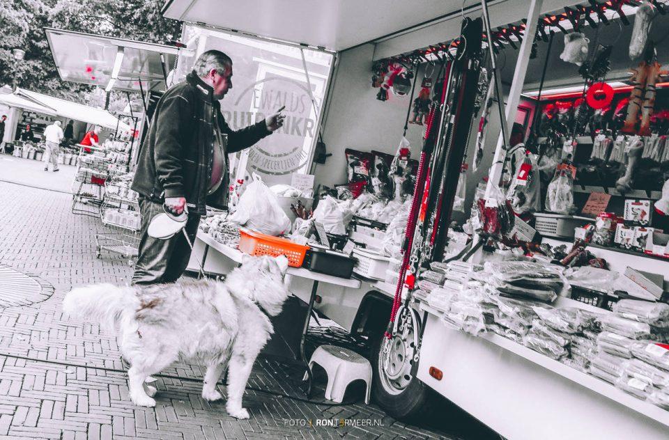 Hondenmarkt
