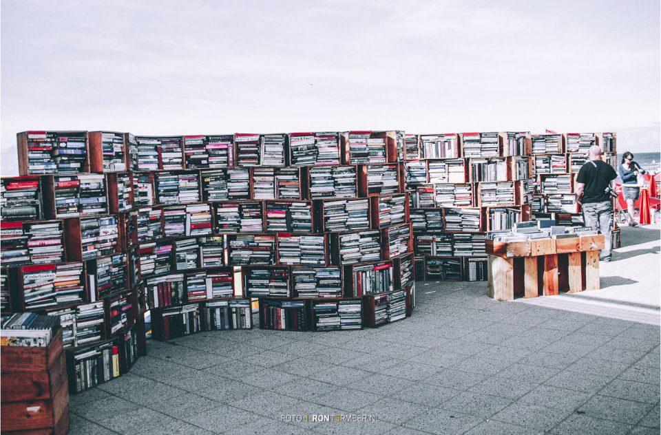 Bookshelf outdoor