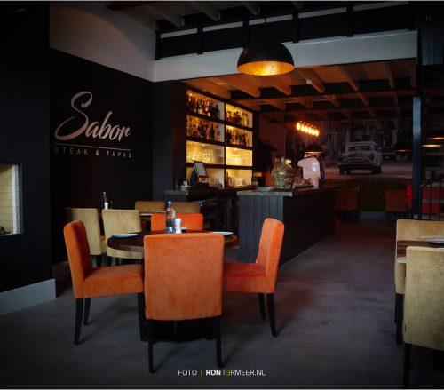 Sabor Tiel interieur