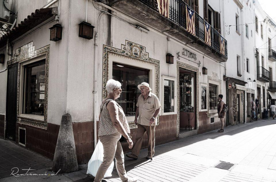 Winkelen in Tossa da Mar