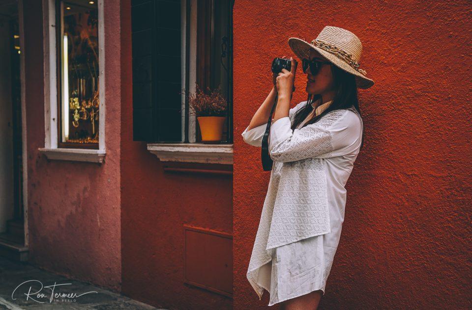 Fotografie in Venetië